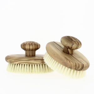 DouxGood-duo de brosses pour un brossage à sec