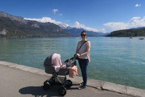 Mariel, du blog de Néroli et Ines - maman et blogueuse beauté