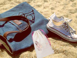 Sac à maillot mouillé - le sac à bikini Doux Good