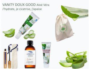Vanity Doux Good - Aloé Véra