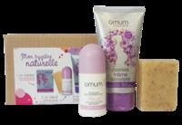 omum - coffret pour adapter sa routine hygiène pour la grossesse