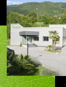 Laboratoires Phytema, au pied des Alpes. Cosmétiques et shampoings biologiques