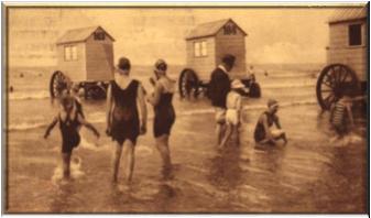 Cabines de plage - Les cabines blanches, soins bio du Sud-Ouest