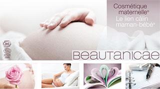 Beautanicae, des cosmétiques femme enceinte bio