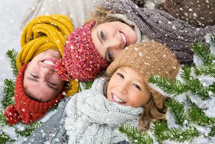 Doux Good vous aide à prendre soin de votre peau en hiver. Soins bio pour toute la famille