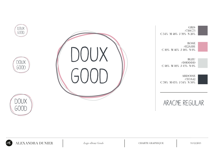 Logo final Doux Good