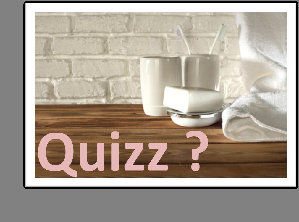 Quizz : Quel savon est fait pour vous ?