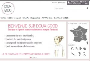 Lancement de la boutique Doux Good en avril 2014
