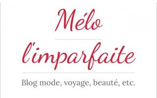 Blog Mélo l'imparfaite découverte de cosmétiques naturels et soins bio