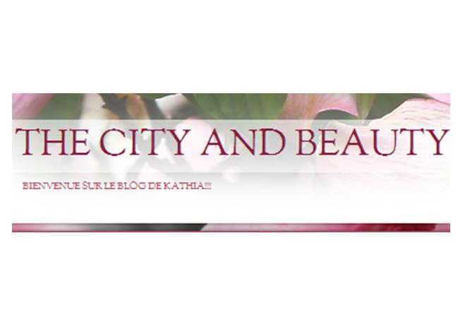 The City and beauty : de la cosmétique bio en ligne pour une vie saine
