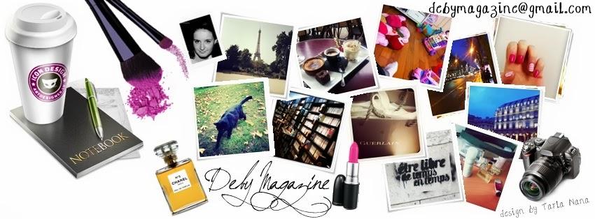 Le blog DebyMagazine présente dans un article sa découverte de Doux Good