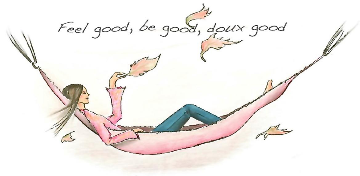 Doux Good célèbre les saisons. En automne, feel good, be good, doux good