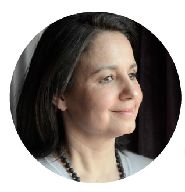 Carole Honnart, créatrice de la boutique en ligne Doux Good, cosmétiques bio