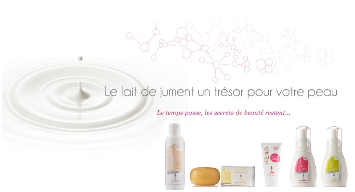 Selection Doux-Good de soins et savon au lait de jument bio