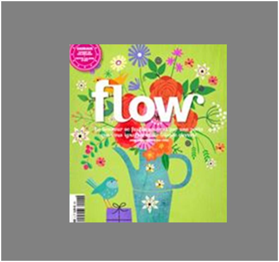 Flow met à l'honneur le joli carnet Doux Good