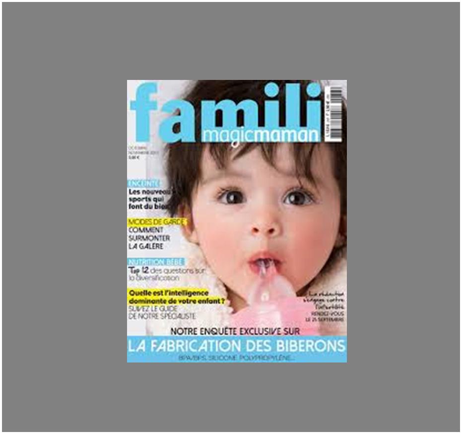 Famili - Septembre 2015 - Les carnets Doux Good à l'honneur