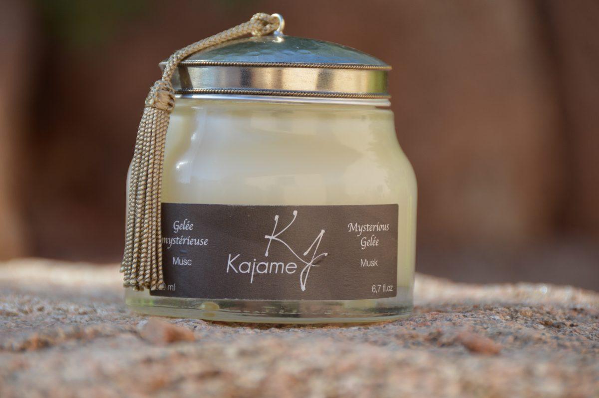 Quand la gelée mystérieuse Kajame devient le beurre corporel de rentrée