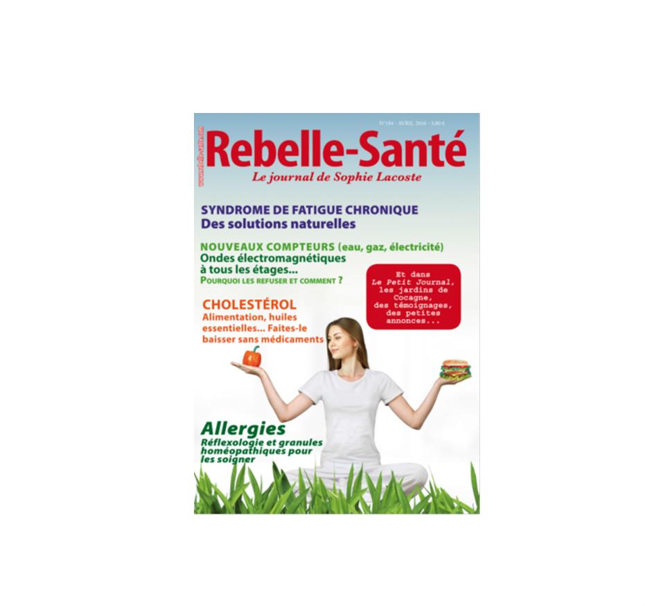 Deodorant aux huiles essentielles Clémence et Vivien sur Rebelle Santé
