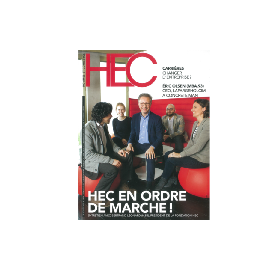 HEC - La beauté bio selon Carole Honnart - Doux Good