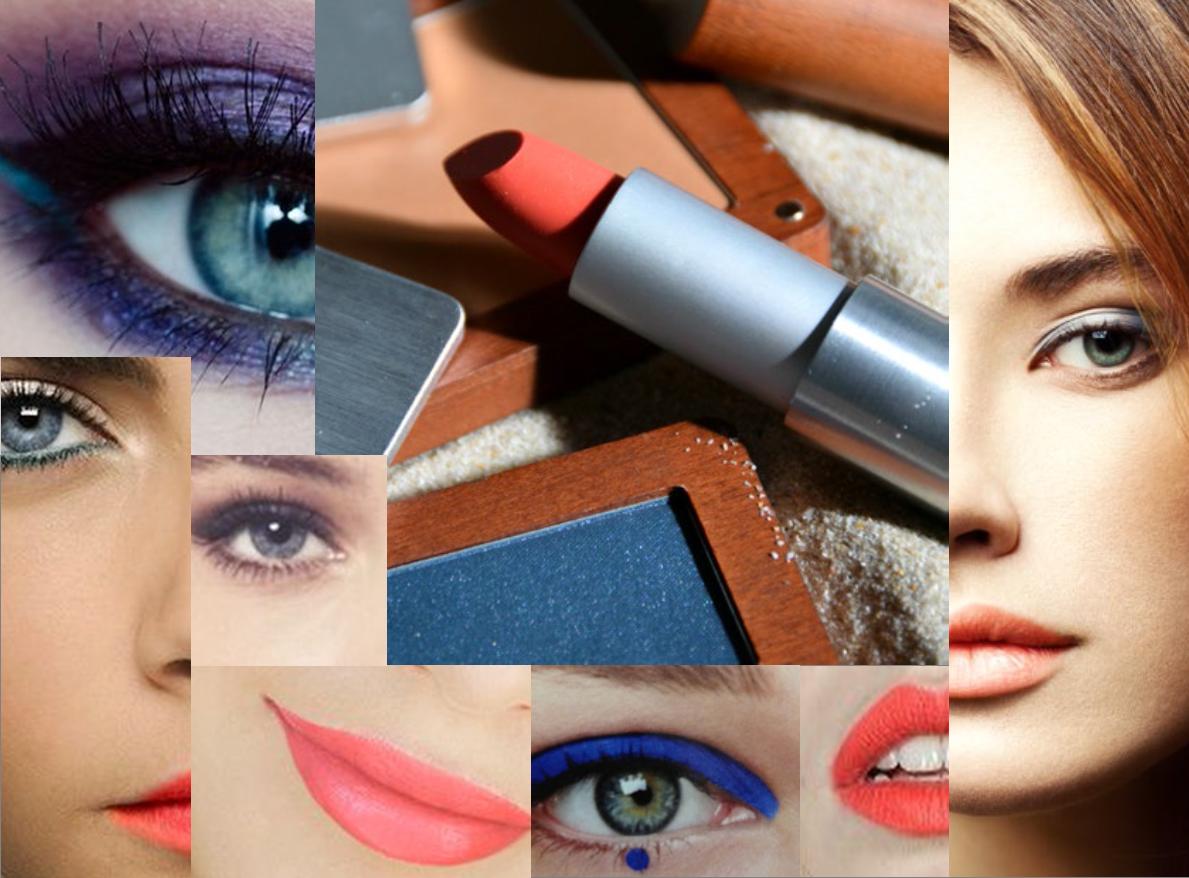 Se maquiller avec Colorisi et faire la tendance de l'été maquillage naturel - look été 2016