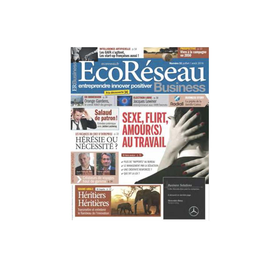 Doux Good, le eshop beauté nature selon EcoRéseau
