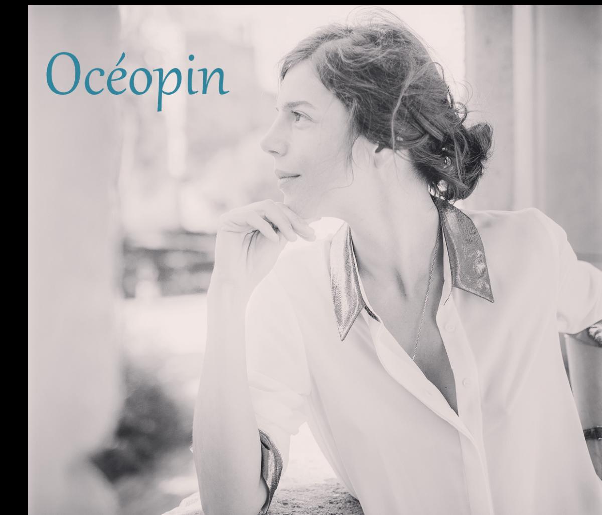 Océopin, Marina co-fondatrice de la marque Océopin