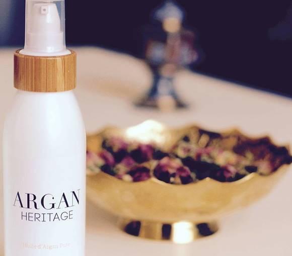Argan Héritage, les trésors de l'huile d'argan pure et 100% naturelle