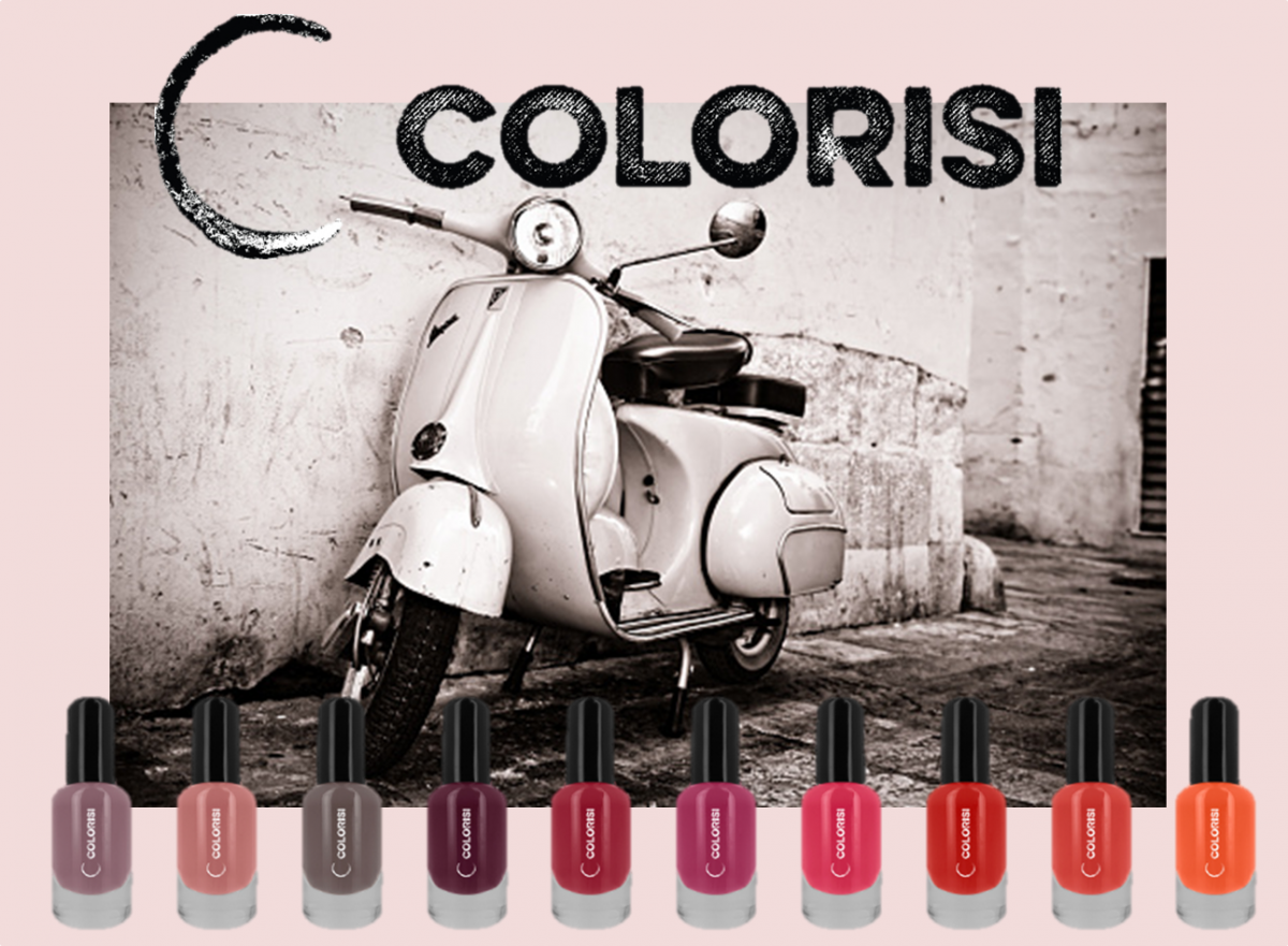 Vernis naturel Colorisi, 9 et 10 free, made in France