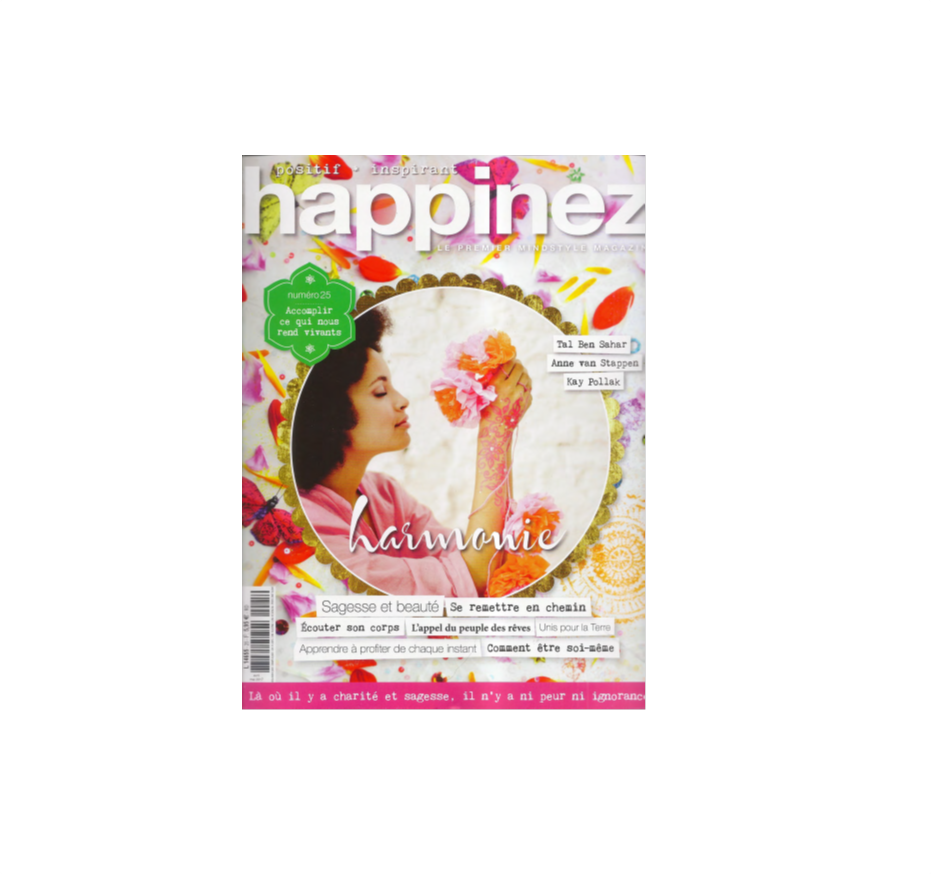 Happinez- Avril et Juin 2017 - Doux Good