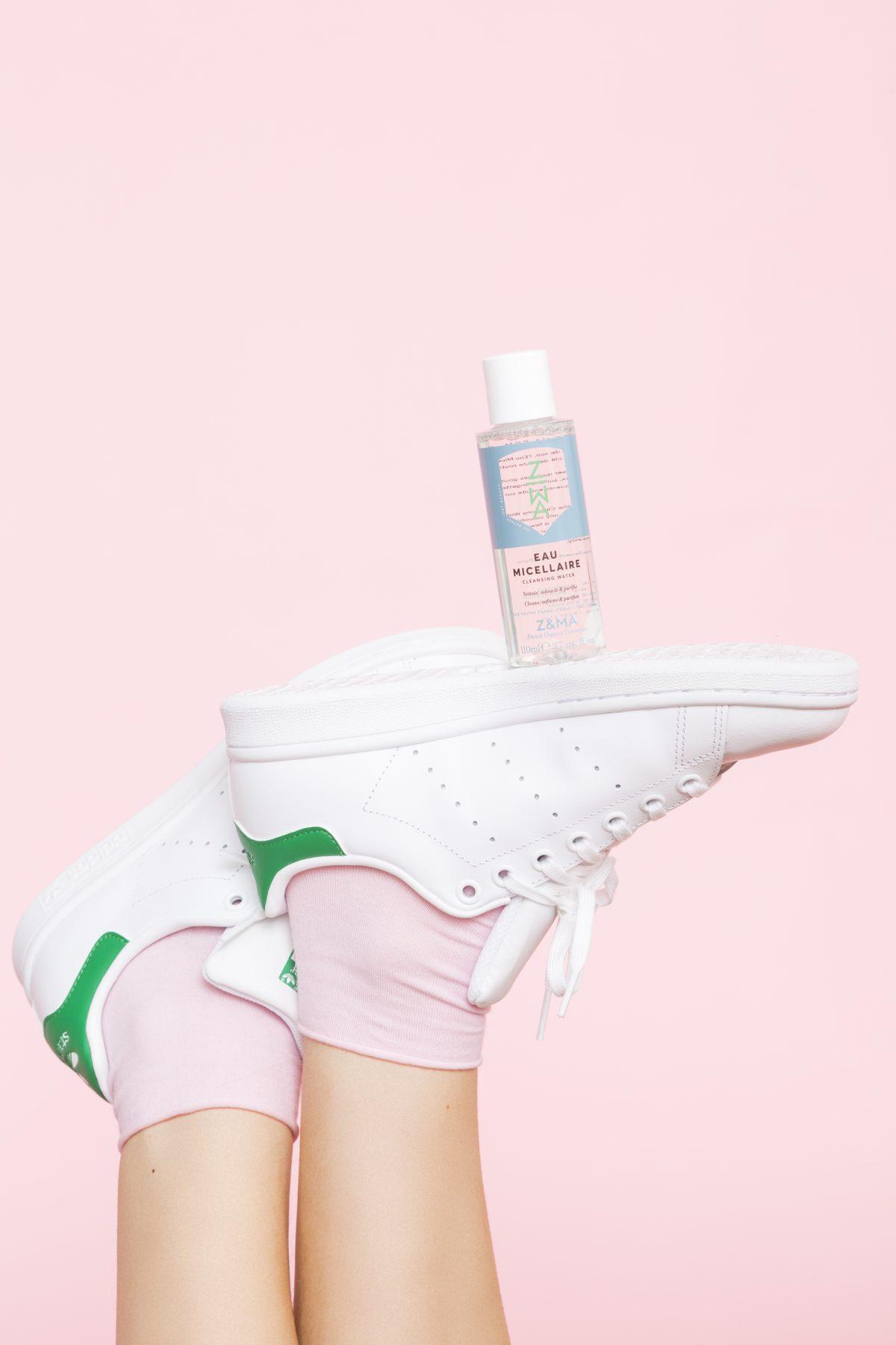 Nouvelle marque de cosmétiques bio Z&MA pour les peaux jeunes