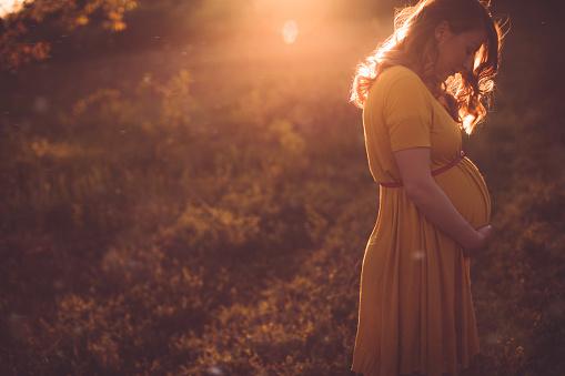 Eve et Rose - Etre enceinte et changer sa routine beauté