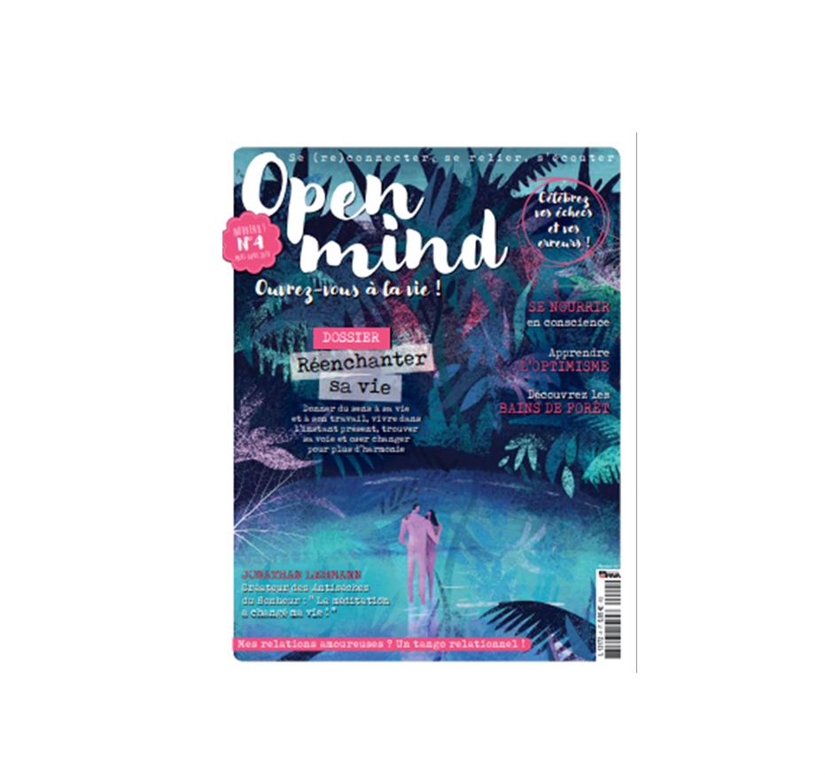 Open Mind - Lotion Alors ça pousse - Potion Botanique