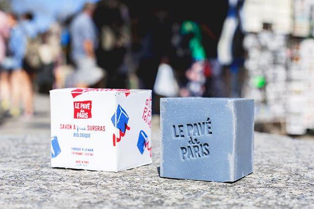 Le Pavé parisien, le savon artisanal révolutionnaire !