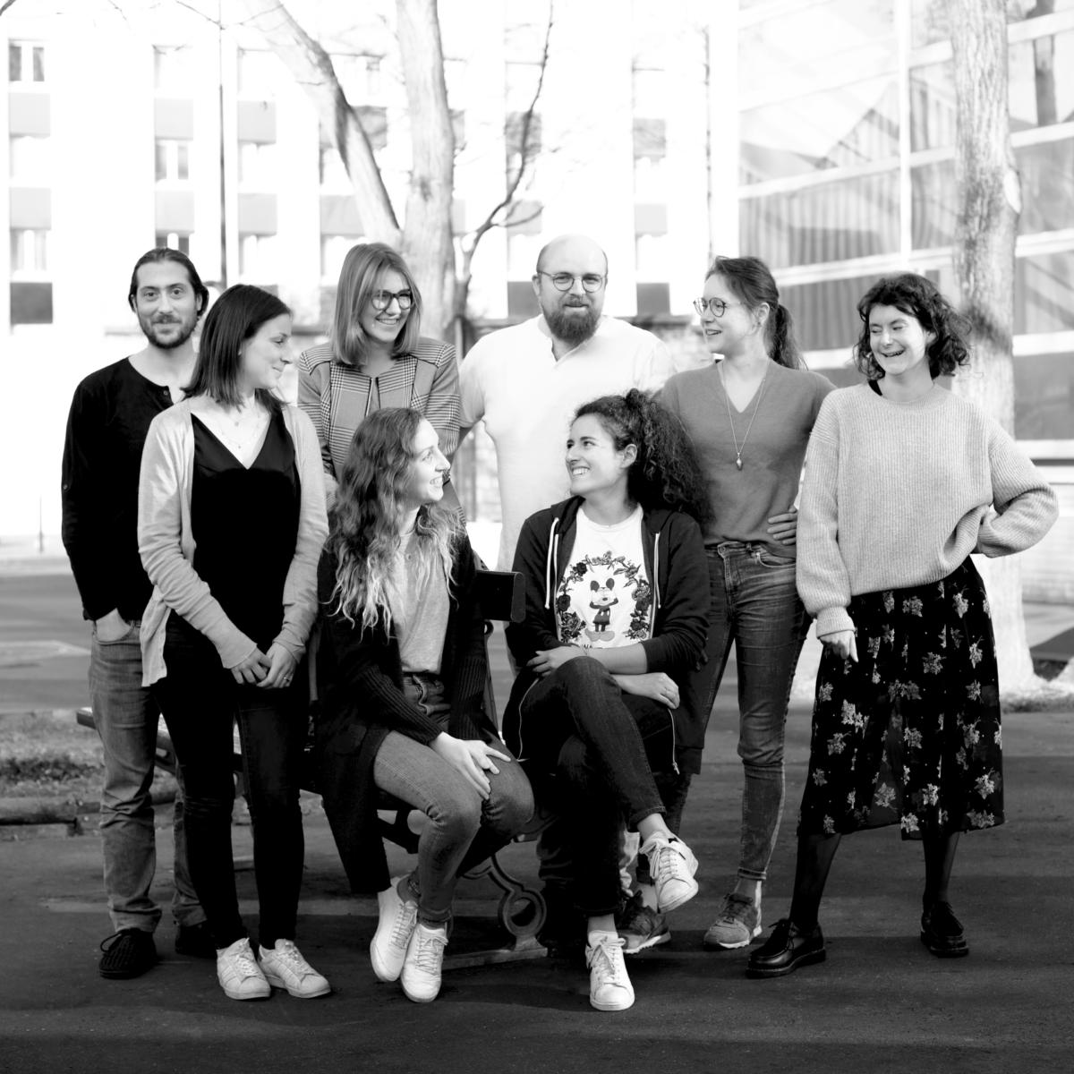 Atelier Populaire, interview d'une équipe engagée
