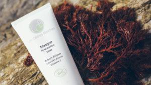 Masque hydratation Eclat aux algues marines - Les cabines blanches