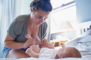 reprendre possession de son corps après la grossesse