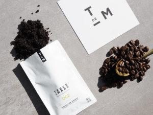 Le café ingrédient phare de Terre de Mars cosmétiques