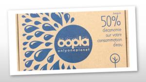 Kit Eau OOPLA - économiser l'eau jusqu'à 50%