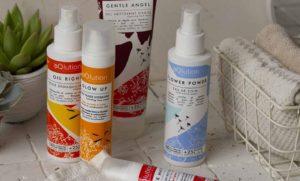 consigne à domicile des produits cosmétiques oOlution avec Doux Good