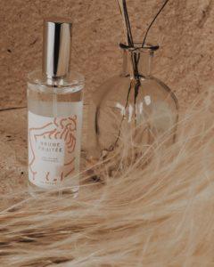 La brume fruitée pour cheveux