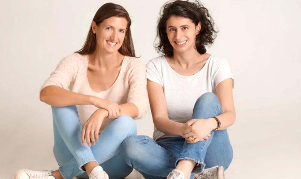 Caroline et Anna, les fondatrices de Miyé